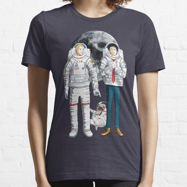 Space Brothers Essential T-Shirt