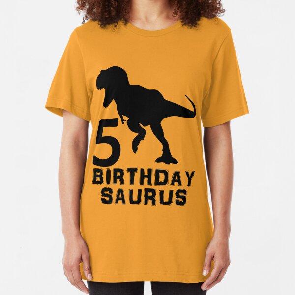Dinosaur Kids T Shirt Daniel Saurus Birth Name Alphabet Dino Gift Idea