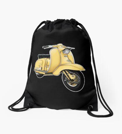 Scooter T-shirts Art: TV 175 Series 1 Scooter Design Drawstring Bag
