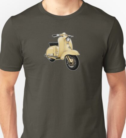 Scooter T-shirts Art: TV 175 Series 1 Scooter Design T-Shirt