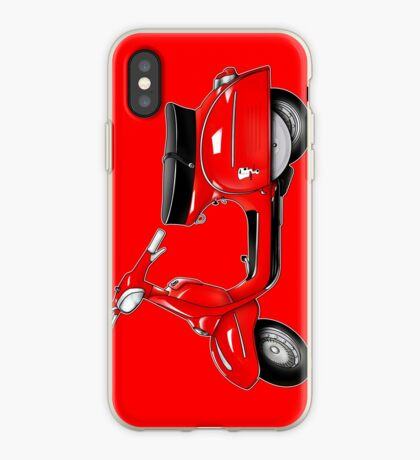 Scooter T-shirts Art: SS 180 Scooter Design iPhone Case