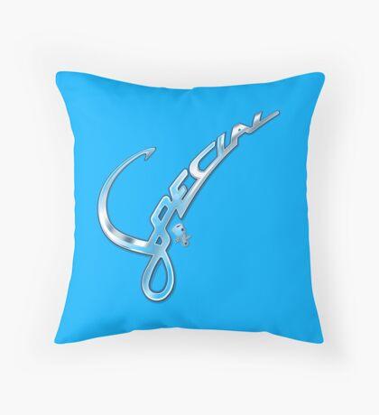 Scooter T-shirts Art: ASD Special Badge Design Throw Pillow
