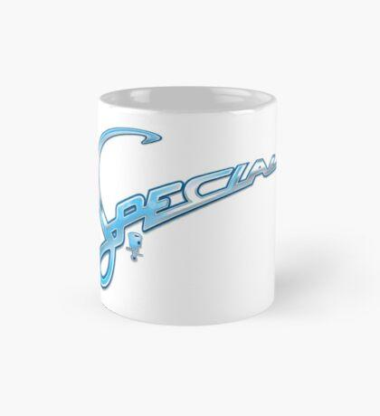 Scooter T-shirts Art: ASD Special Badge Design Mug