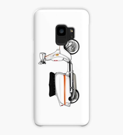 Scooter T-shirts Art: Serveta Li 150 Special Case/Skin for Samsung Galaxy