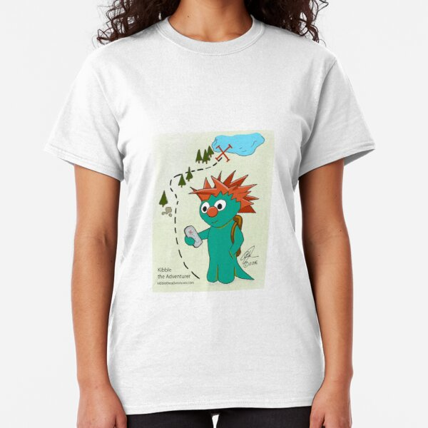 Kibble the Adventurer Classic T-Shirt