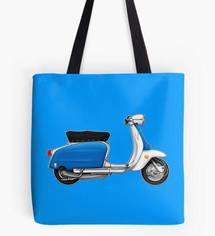 Scooter T-shirts Art: Serveta Li 150 Special, Original Color Design Tote Bag