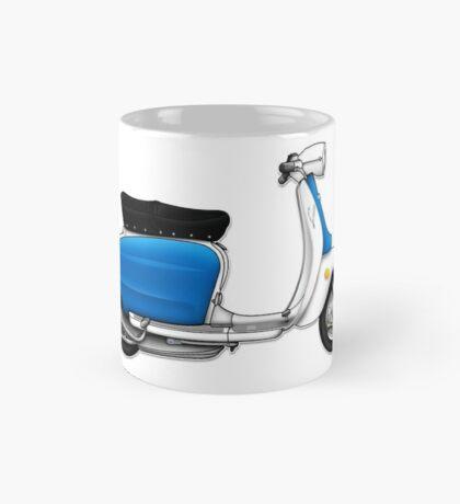 Scooter T-shirts Art: Serveta Li 150 Special, Original Color Design Mug