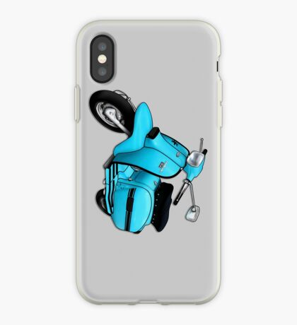 Scooter T-shirts Art: DL 125 Scooter Design iPhone Case