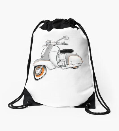 Scooter T-shirts Art: 1961 Series 2 Li 150 Scooter Design Drawstring Bag
