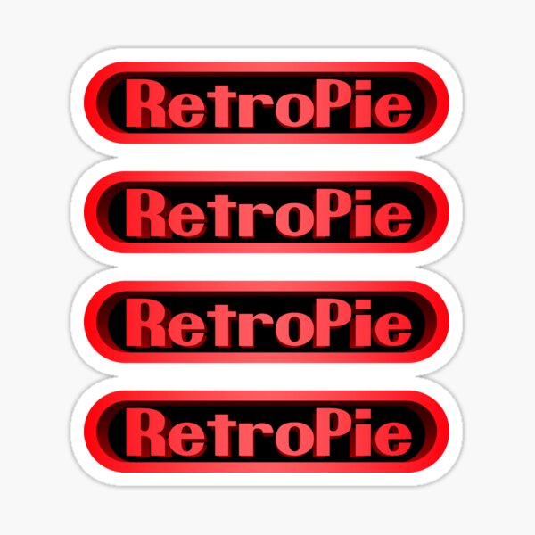 RetroPietendo Sticker
