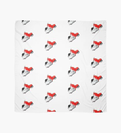 Scooter T-shirts Art: 1960 Allstate Scooter Design Scarf