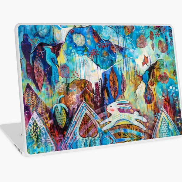 Tender winter | Art Laptop Skin