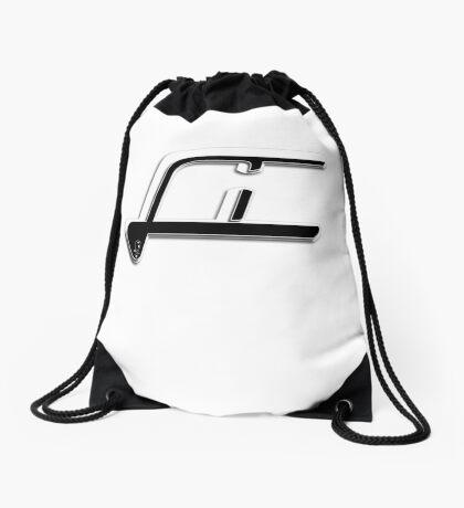 Scooter T-shirts Art: LI Logo Design Drawstring Bag