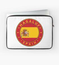 Magaluf, Magaluf sticker, Magaluf t-shirt, Spain, Cities of Spain Laptop Sleeve