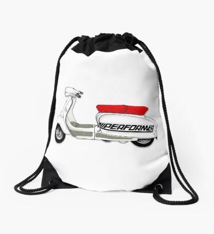 Scooter T-shirts Art: Jet200 Performer Scooter Design Drawstring Bag