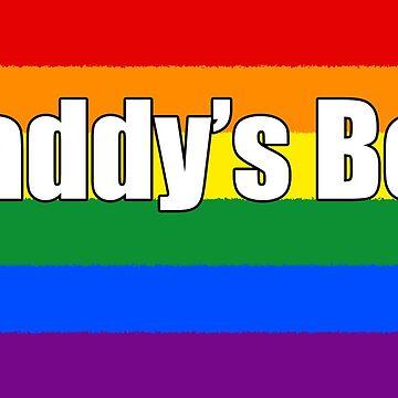 Daddy's Boy  by 3BadAngels