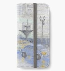Morning Rush Hour iPhone Wallet/Case/Skin