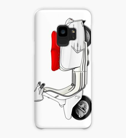 Scooter T-shirts Art: SX200 Scooter Design Case/Skin for Samsung Galaxy