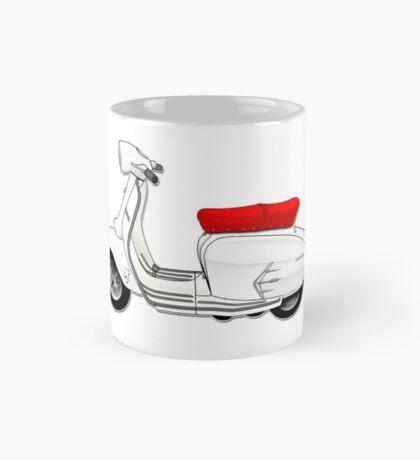 Scooter T-shirts Art: SX200 Scooter Design Mug