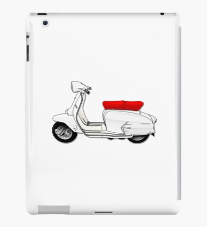 Scooter T-shirts Art: SX200 Scooter Design iPad Case/Skin
