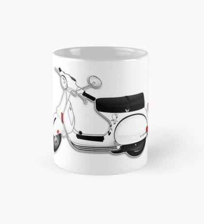 Scooter T-shirts Art: P Series Scooter Design Mug