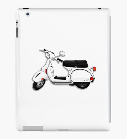 Scooter T-shirts Art: P Series Scooter Design iPad Case/Skin