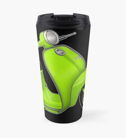 Scooter T-shirts Art: J50 Deluxe Scooter Design Travel Mug