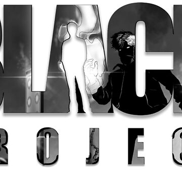 "BLACK PROJECT 2 NATURAL SELECTION ""WITHIN"" LOGO by CrazyPencilComx"