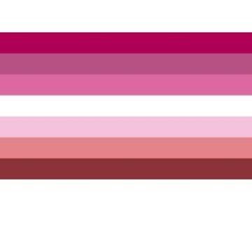 Lesbian Pride 2018 by hellarad