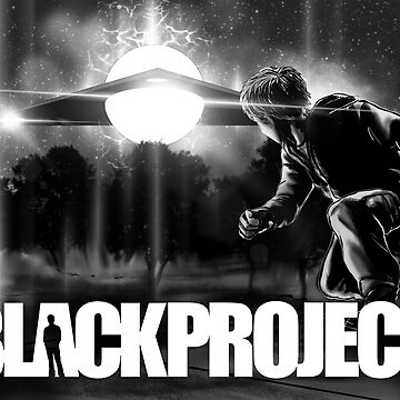 BLACK PROJECT 'ENCOUNTER'  by CrazyPencilComx