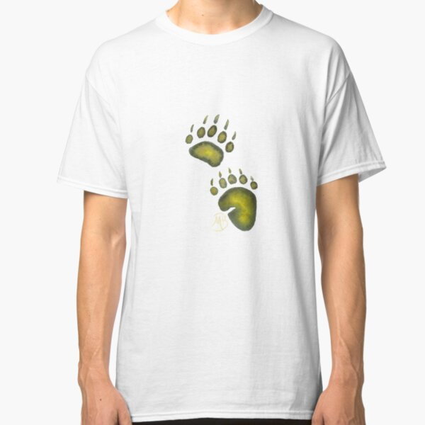 Tread Lightly Upon the Earth Classic T-Shirt