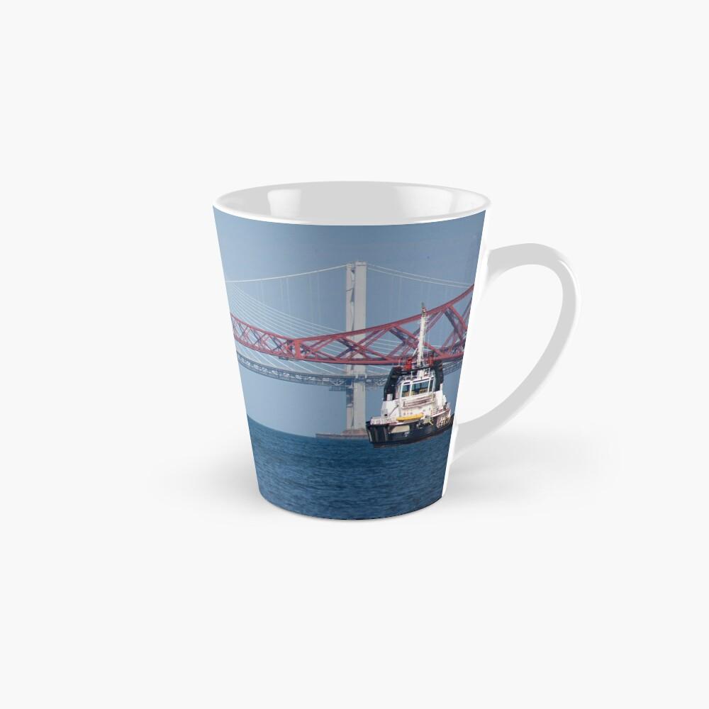 Three Bridges & Boats Mug