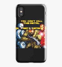Can't Kill The Metal iPhone Case