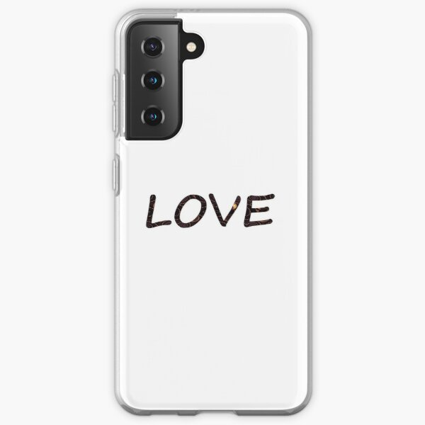 #love, #careverymuchfor, #feeldeepaffectionfor, #holdverydear, #adore, #thinktheworldof, #Amur, #Cupid Samsung Galaxy Soft Case