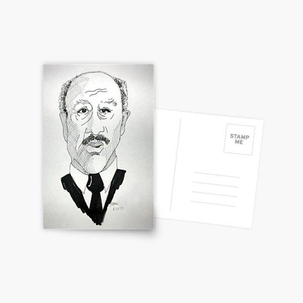 Anwar Sadat Postcard