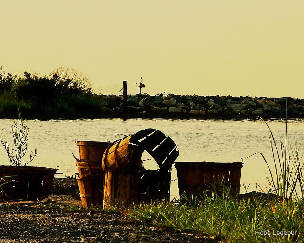 Tilghman Morning by Hope Ledebur