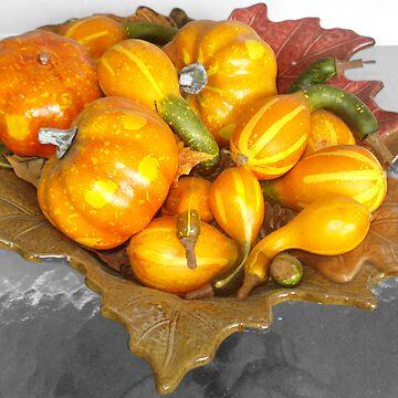 Pumpkins by sarah90