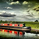 narrowboat  by savosave