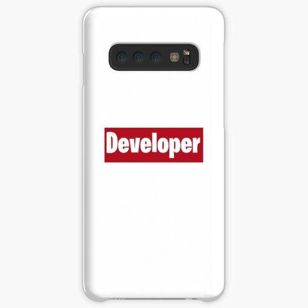 Developer is love Samsung Galaxy Snap Case