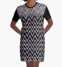 ▼▲►zig zag=zig zag◄▲▼ Graphic T-Shirt Dress