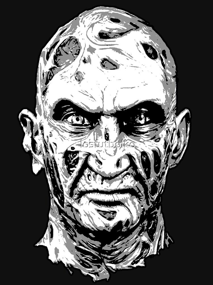 Freddy Krueger  by losfutbolko