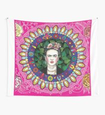 Frida Kahlo Wall Tapestry