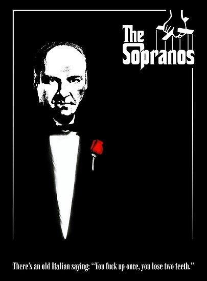 The Sopranos (The Godfather mashup) von Aguvagu