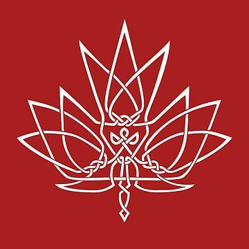 Maple Leaf by lewckuss