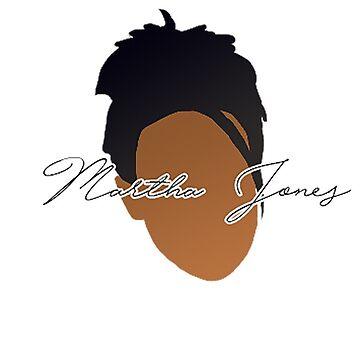 Martha Jones by GraceFranke