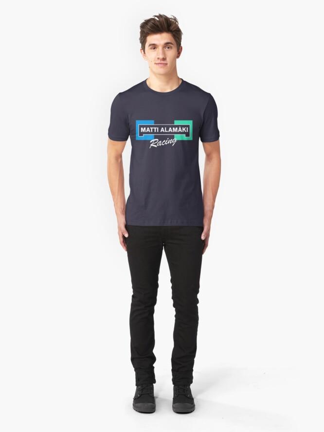 Alternate view of Matti Alamäki 1987 Slim Fit T-Shirt
