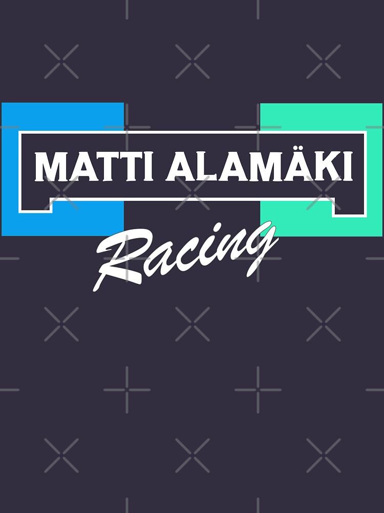 Matti Alamäki 1987 by purpletwinturbo