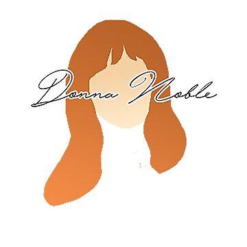 Donna Noble by GraceFranke
