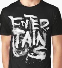 Entertain Us Graphic T-Shirt