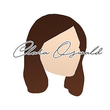 Clara Oswald by GraceFranke